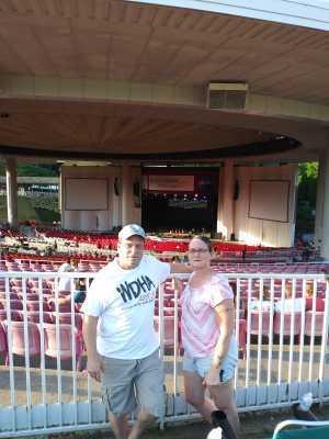 Jeffrey attended Adam Sandler - Lawn Seats on Jun 26th 2019 via VetTix
