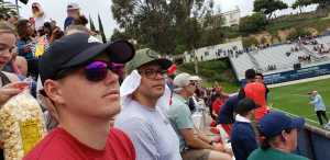 Michael attended San Diego Legion vs Seattle Seawolves - MLR on Jun 16th 2019 via VetTix