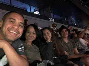 Jeff attended Jermell Charlo vs. Jorge Cota - Premier Boxing Champions on Jun 23rd 2019 via VetTix