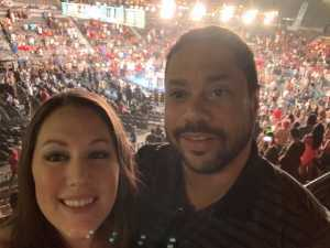 Sean attended Jermell Charlo vs. Jorge Cota - Premier Boxing Champions on Jun 23rd 2019 via VetTix