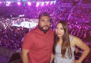 Mario attended Jermell Charlo vs. Jorge Cota - Premier Boxing Champions on Jun 23rd 2019 via VetTix
