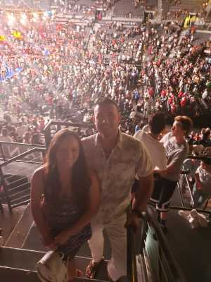 theresa attended Jermell Charlo vs. Jorge Cota - Premier Boxing Champions on Jun 23rd 2019 via VetTix