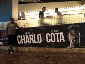 Odis attended Jermell Charlo vs. Jorge Cota - Premier Boxing Champions on Jun 23rd 2019 via VetTix