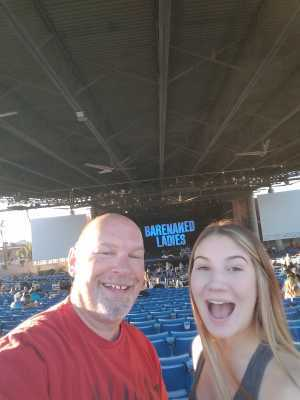 Trenton attended Hootie & the Blowfish: Group Therapy Tour - Pop on Jun 19th 2019 via VetTix