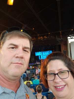 Leonard attended Hootie & the Blowfish: Group Therapy Tour - Pop on Jun 19th 2019 via VetTix
