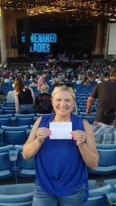 Lori attended Hootie & the Blowfish: Group Therapy Tour - Pop on Jun 19th 2019 via VetTix