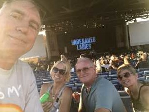 Craig attended Hootie & the Blowfish: Group Therapy Tour - Pop on Jun 19th 2019 via VetTix