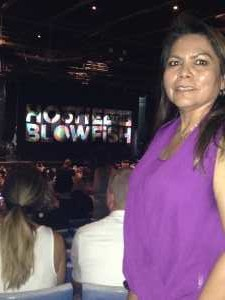 Janice attended Hootie & the Blowfish: Group Therapy Tour - Pop on Jun 19th 2019 via VetTix