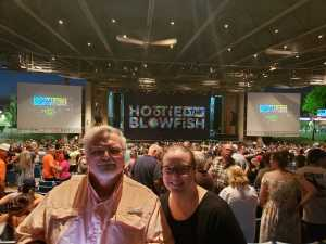 Heather attended Hootie & the Blowfish: Group Therapy Tour - Pop on Jun 19th 2019 via VetTix