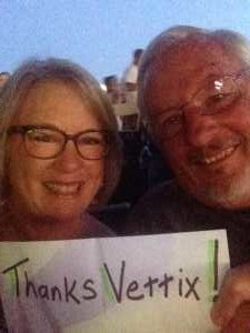 David attended Hootie & the Blowfish: Group Therapy Tour - Pop on Jun 19th 2019 via VetTix