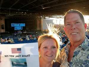 Scott attended Hootie & the Blowfish: Group Therapy Tour - Pop on Jun 19th 2019 via VetTix