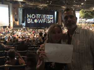 Dayron attended Hootie & the Blowfish: Group Therapy Tour - Pop on Jun 19th 2019 via VetTix