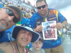 Click To Read More Feedback from Coke Zero Sugar 400 - Monster Energy NASCAR Cup Series