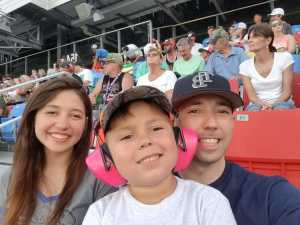 David attended Coke Zero Sugar 400 - KB100 - Kurt Busch Fan Appreciation Tickets on Jul 6th 2019 via VetTix
