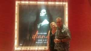Kip attended Diamond Diana - R&b on Jun 14th 2019 via VetTix
