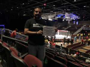 Eitter attended MMA Live - Mixed Martial Arts on Jun 15th 2019 via VetTix