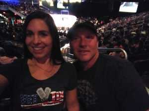 anthony attended MMA Live - Mixed Martial Arts on Jun 15th 2019 via VetTix