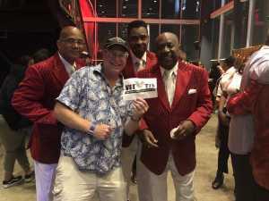 John  attended Legends of Motown Present Tributes to the Temptations & Stevie Wonder - R&b on Jul 11th 2019 via VetTix