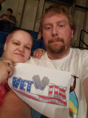 matt attended Twenty One Pilots - the Bandito Tour - Pop on Jun 18th 2019 via VetTix