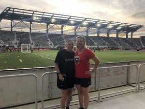 Jane attended DC United vs. NYCFC - US Open Cup Round of 16 - MLS on Jun 19th 2019 via VetTix
