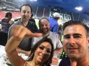 Casey attended DC United vs. NYCFC - US Open Cup Round of 16 - MLS on Jun 19th 2019 via VetTix