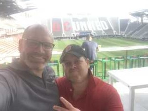 Christopher attended DC United vs. NYCFC - US Open Cup Round of 16 - MLS on Jun 19th 2019 via VetTix