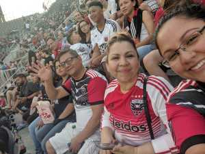 Rosa attended DC United vs. NYCFC - US Open Cup Round of 16 - MLS on Jun 19th 2019 via VetTix