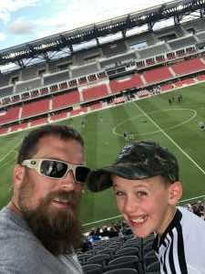 Jason attended DC United vs. NYCFC - US Open Cup Round of 16 - MLS on Jun 19th 2019 via VetTix