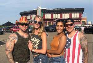 Amanda attended Toby Keith - Country on Jul 6th 2019 via VetTix