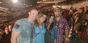 Don attended Toby Keith - Country on Jul 6th 2019 via VetTix