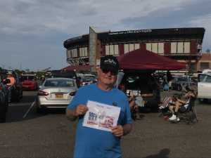 Francis attended Toby Keith - Country on Jul 6th 2019 via VetTix