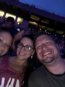 Daniel attended Toby Keith - Country on Jul 6th 2019 via VetTix