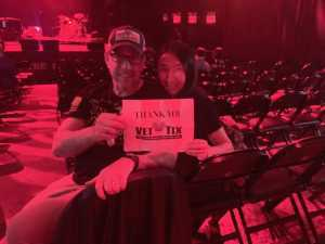 Robert attended Living Through Music - A Benefit Concert to Support MADD NY on Jun 19th 2019 via VetTix