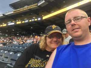 shawn attended Pittsburgh Pirates vs. Chicago Cubs - MLB on Jul 4th 2019 via VetTix