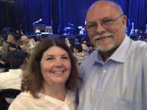 Larry attended Josh Groban: Bridges Tour With Jennifer Nettles - Adult Contemporary on Jun 19th 2019 via VetTix