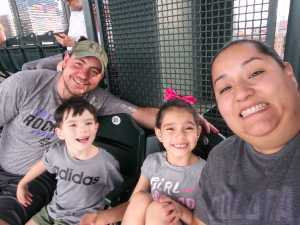 Brent attended Colorado Rockies vs. Cincinnati Reds - MLB on Jul 12th 2019 via VetTix