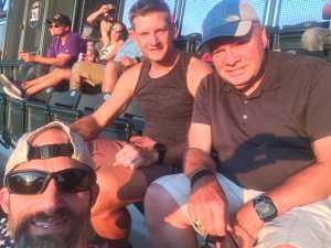 Roland attended Colorado Rockies vs. Cincinnati Reds - MLB on Jul 12th 2019 via VetTix