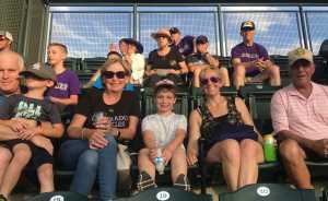 Guy attended Colorado Rockies vs. Cincinnati Reds - MLB on Jul 12th 2019 via VetTix