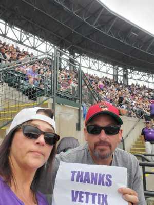 Rodney attended Colorado Rockies vs. Cincinnati Reds - MLB on Jul 12th 2019 via VetTix
