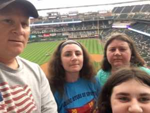 Timothy attended Colorado Rockies vs. San Francisco Giants - MLB on Jul 15th 2019 via VetTix