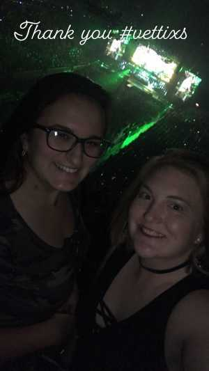 Nicole  attended Twenty One Pilots - the Bandito Tour - Pop on Jun 19th 2019 via VetTix