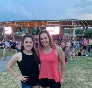 Kirstin attended Blink-182 & Lil Wayne - Pop on Jul 3rd 2019 via VetTix