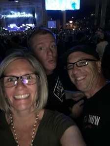 Douglas attended Blink-182 & Lil Wayne - Pop on Jul 3rd 2019 via VetTix