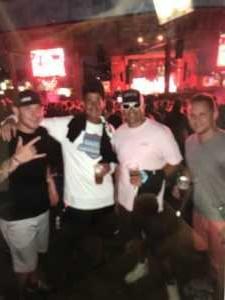 Charles attended Blink-182 & Lil Wayne - Pop on Jul 3rd 2019 via VetTix