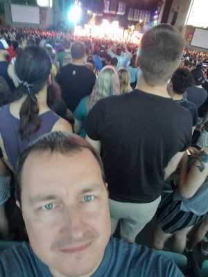 Brock attended Blink-182 & Lil Wayne - Pop on Jul 3rd 2019 via VetTix