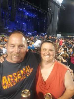 Richard (Navy veteran) attended Blink-182 & Lil Wayne - Pop on Jul 5th 2019 via VetTix