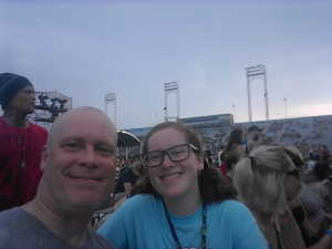 Stephen attended Blink-182 & Lil Wayne - Pop on Jul 5th 2019 via VetTix