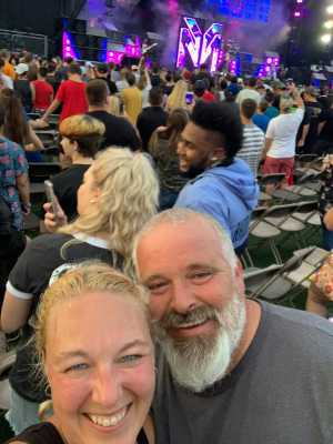 Sean attended Blink-182 & Lil Wayne - Pop on Jul 5th 2019 via VetTix