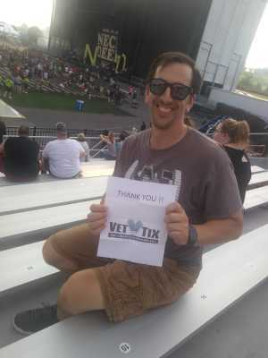 Roger attended Blink-182 & Lil Wayne - Pop on Jul 5th 2019 via VetTix