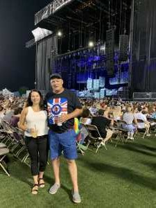 Eric attended Blink-182 & Lil Wayne - Pop on Jul 5th 2019 via VetTix